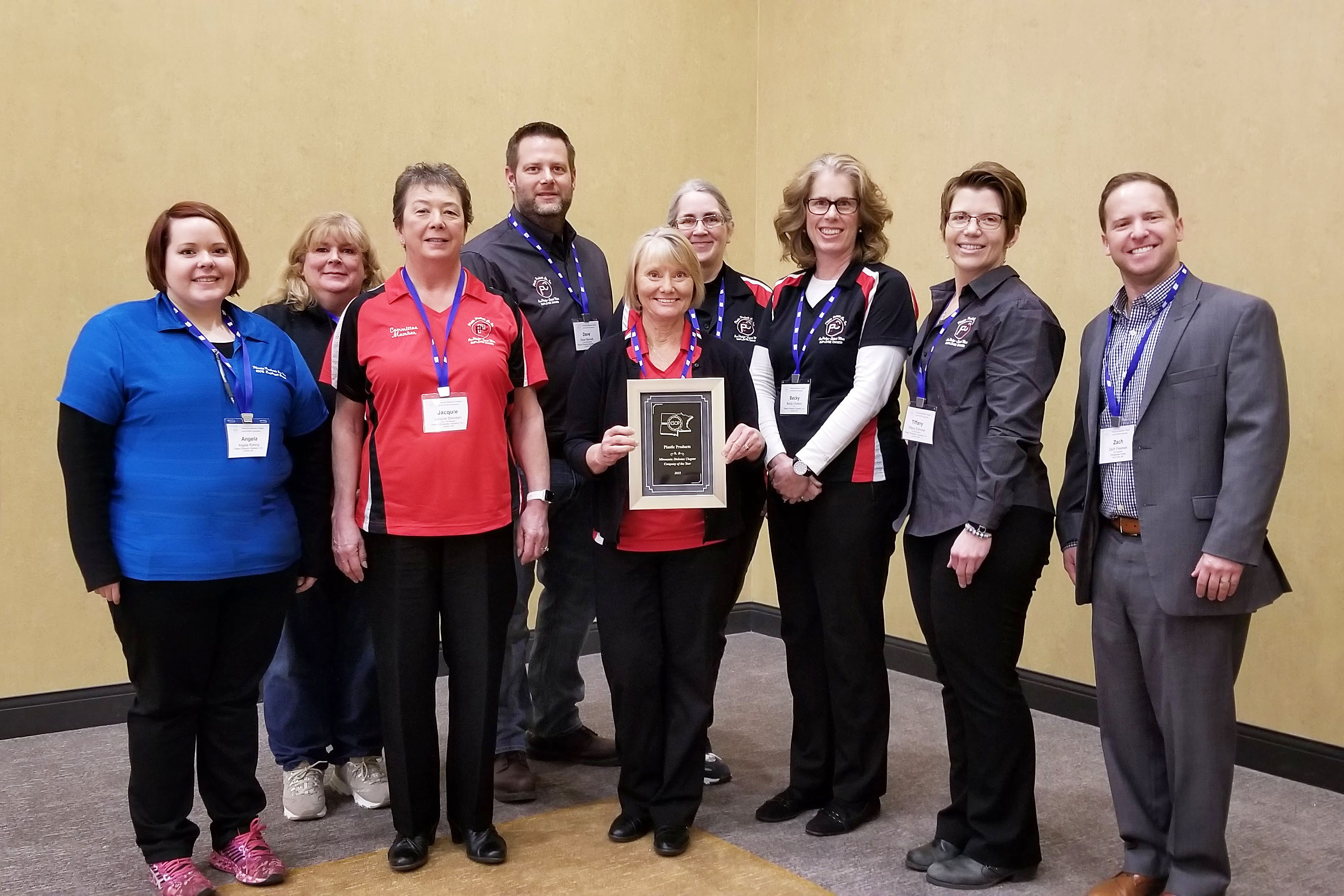 2018 MN/DAK Company of the Year