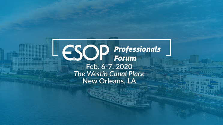 The ESOP Professionals Forum