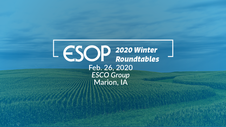 ESOP Association Iowa Nebraska Chapter 2020 Winter Roundtables